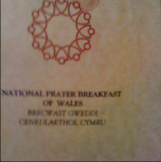 National prayer breakfast for Wales