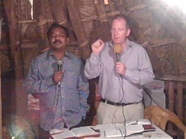 1st Preach in India