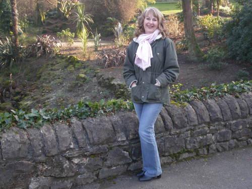Lesley at Miskin Manor